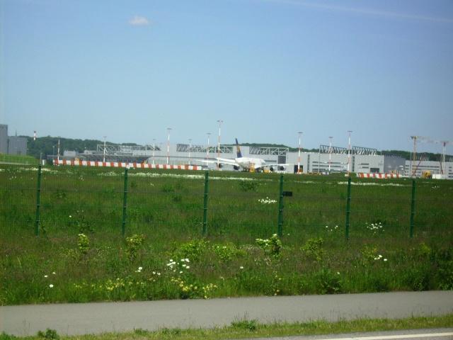 Airbus A380 wird an Lufthansa übergeben Werk_310