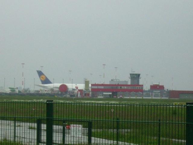 Airbus A380 wird an Lufthansa übergeben Werk_313