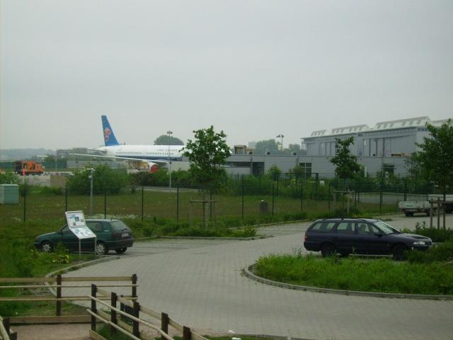 Airbus A380 wird an Lufthansa übergeben Werk_b10
