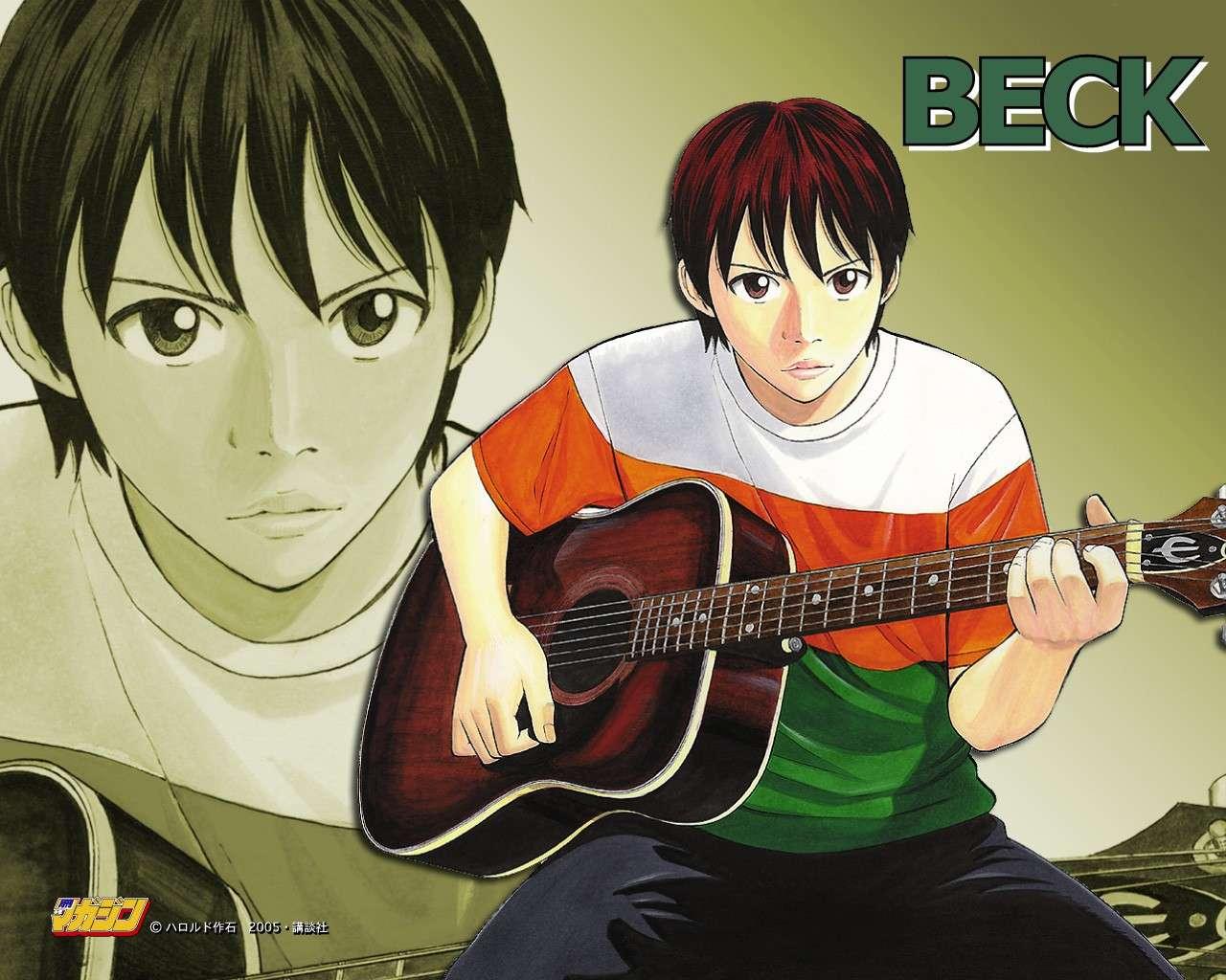 Un manga pas banale : Beck ! Yukio10
