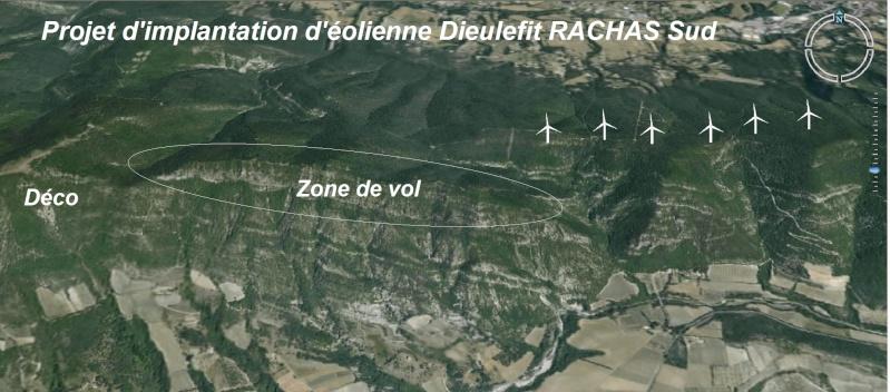 Projet d'implantation d'éoliennes sur Vesc & Dieulefit Projet10
