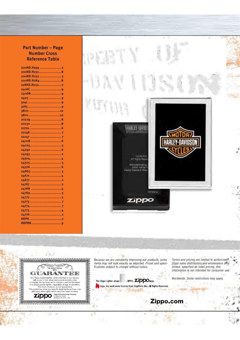 Harley Davidson Collection 2010 ( Version US) 0010