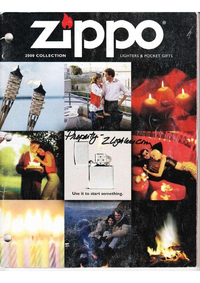 Catalogue ZIPPO Collection 2000 (version américaine) 0013