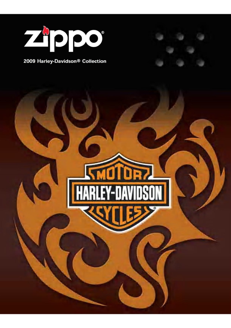 Harley Davidson Collection 2009 ( Version US) 010