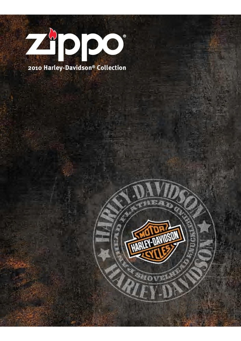 Harley Davidson Collection 2010 ( Version US) 011