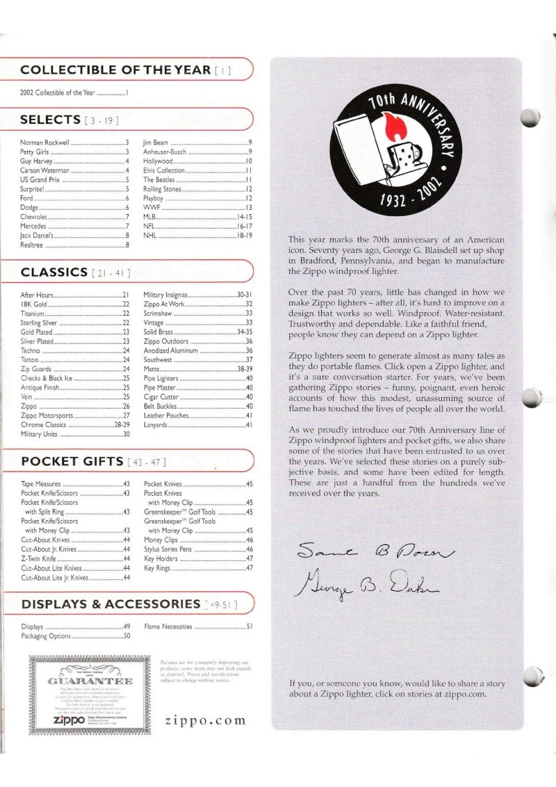 Catalogue ZIPPO Collection 2002 (version américaine) 015