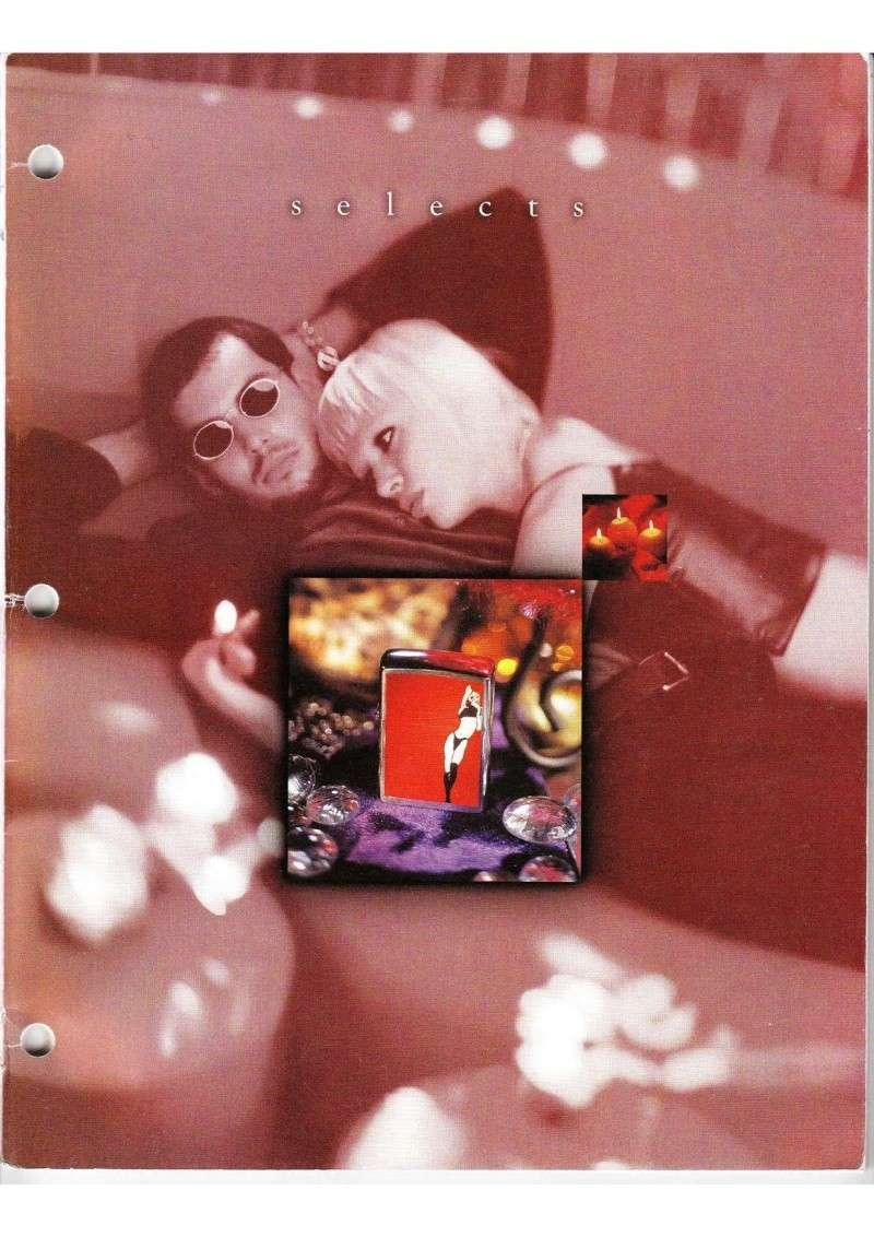 Catalogue ZIPPO Collection 2000 (version américaine) 114