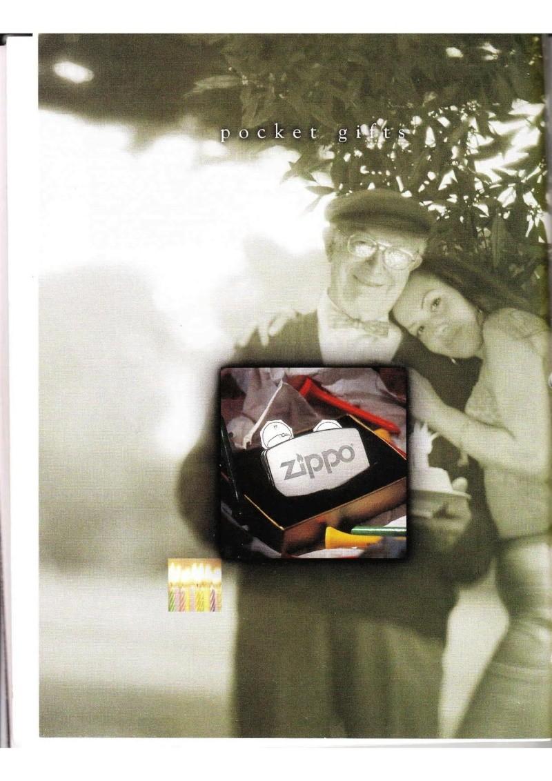Catalogue ZIPPO Collection 2000 (version américaine) 4815