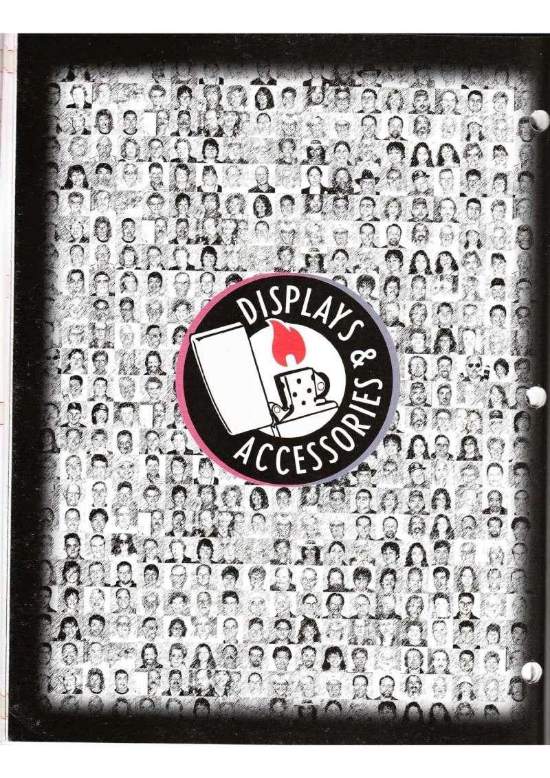 Catalogue ZIPPO Collection 2002 (version américaine) 4816