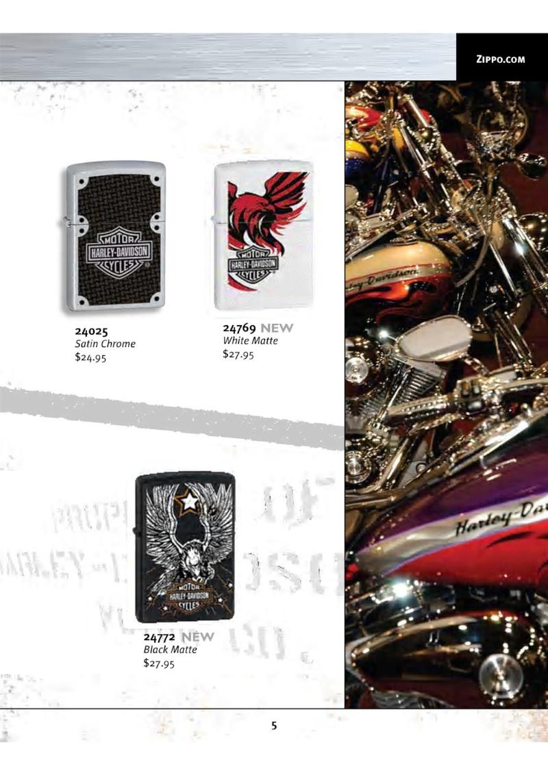 Harley Davidson Collection 2010 ( Version US) 512