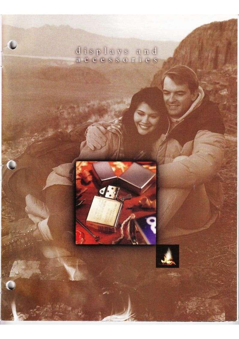 Catalogue ZIPPO Collection 2000 (version américaine) 5913