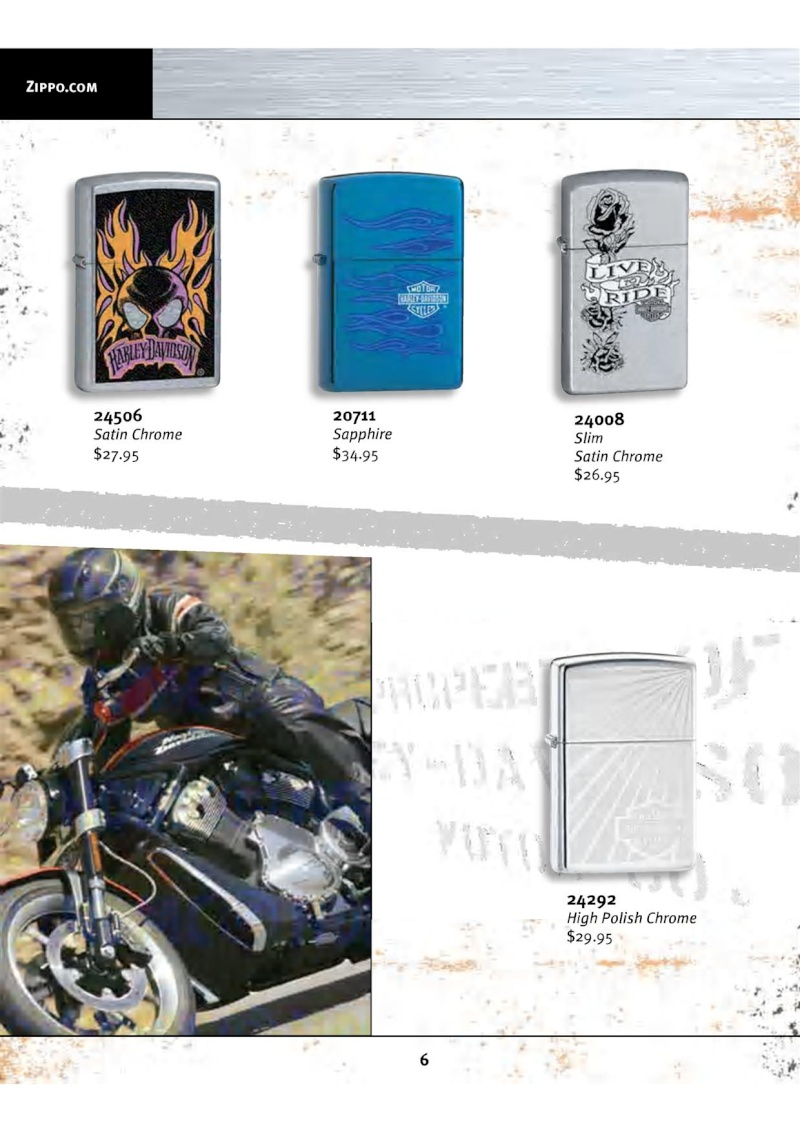 Harley Davidson Collection 2010 ( Version US) 612