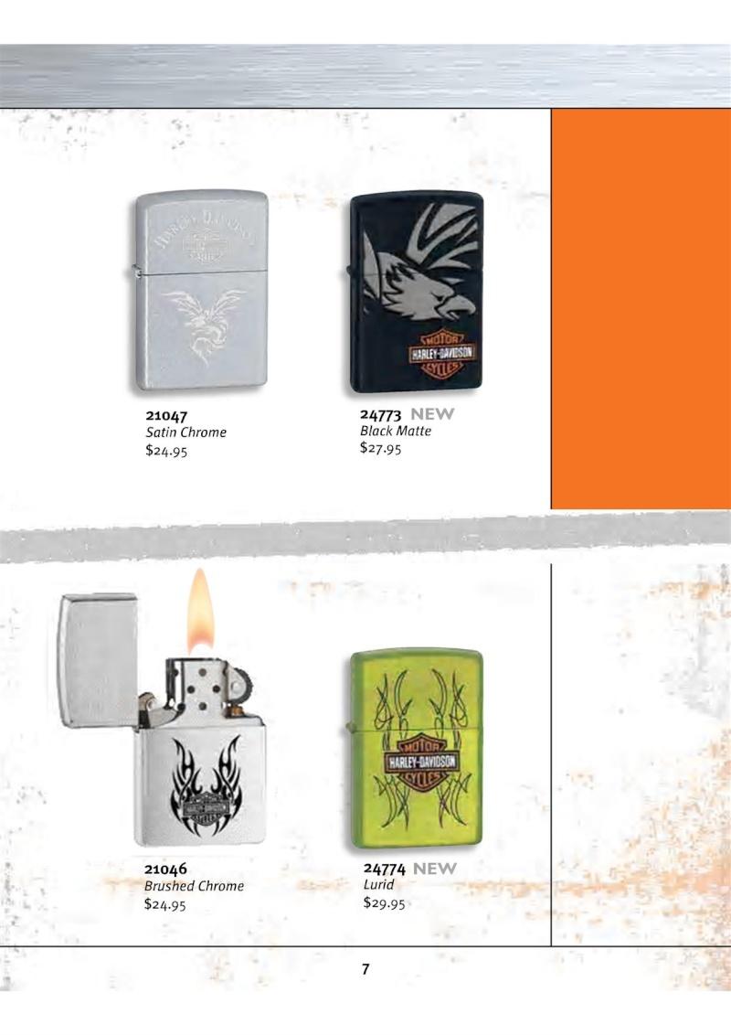 Harley Davidson Collection 2010 ( Version US) 712