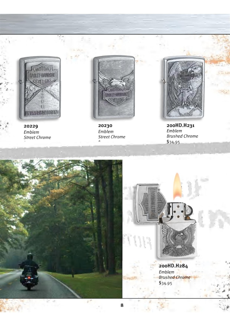 Harley Davidson Collection 2010 ( Version US) 812