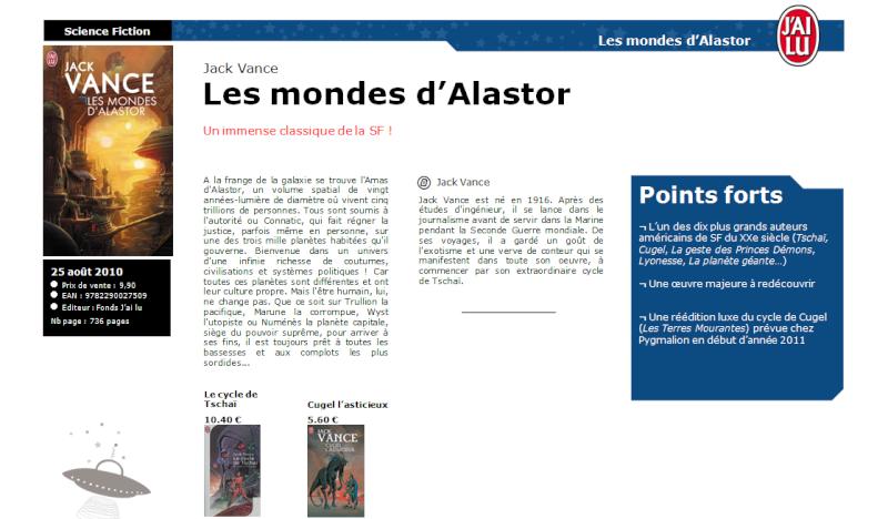 JACK VANCE - Les Mondes d'Alastor Mondes11