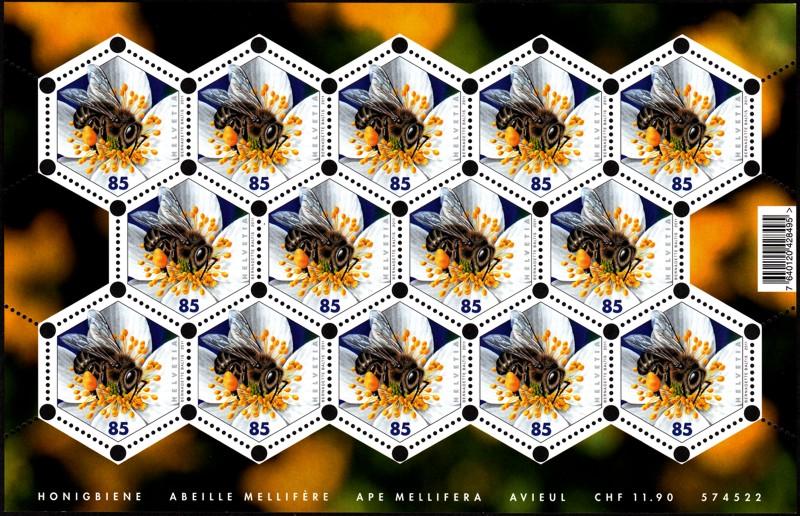 Motiv Bienen und Hummeln - Seite 3 Bienen10