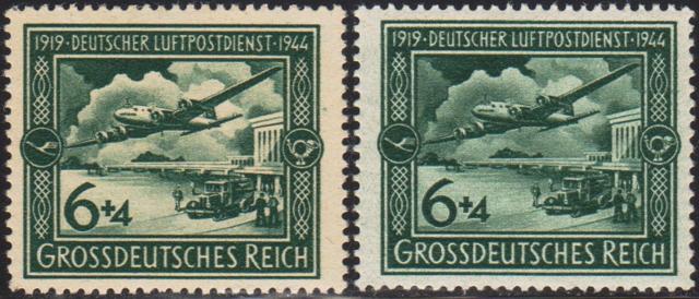 briefmarken- deutsches reich Dr_mi_10