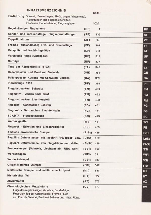 Luftposthandbuch Deutschland In10