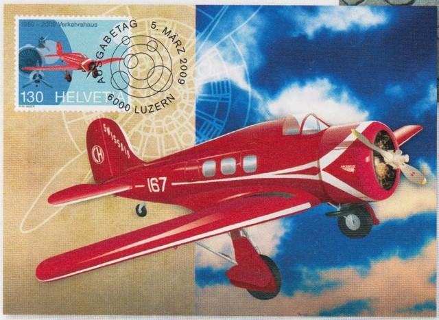 Erstflüge, Sonderflüge und neue Ballonpost - Seite 5 Maxkar10