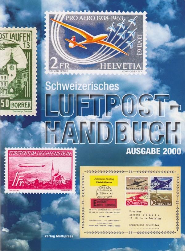Luftposthandbuch Deutschland Titel10