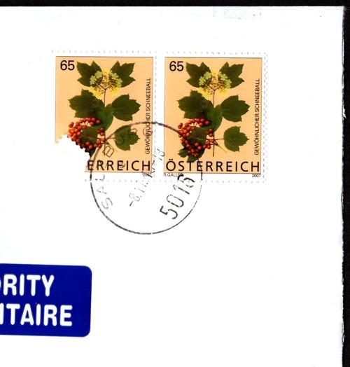 Postbelege - verhunzt und zerstört Verh10