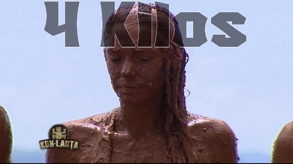 Petit bain de boue ? (Épreuve d'immunité) T310
