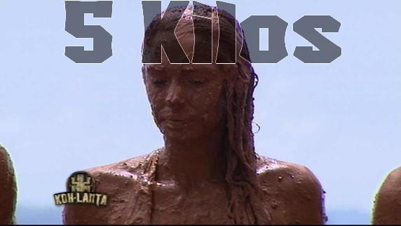 Petit bain de boue ? (Épreuve d'immunité) T410