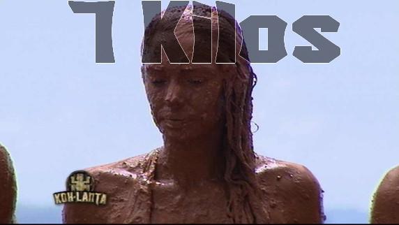 Petit bain de boue ? (Épreuve d'immunité) T610
