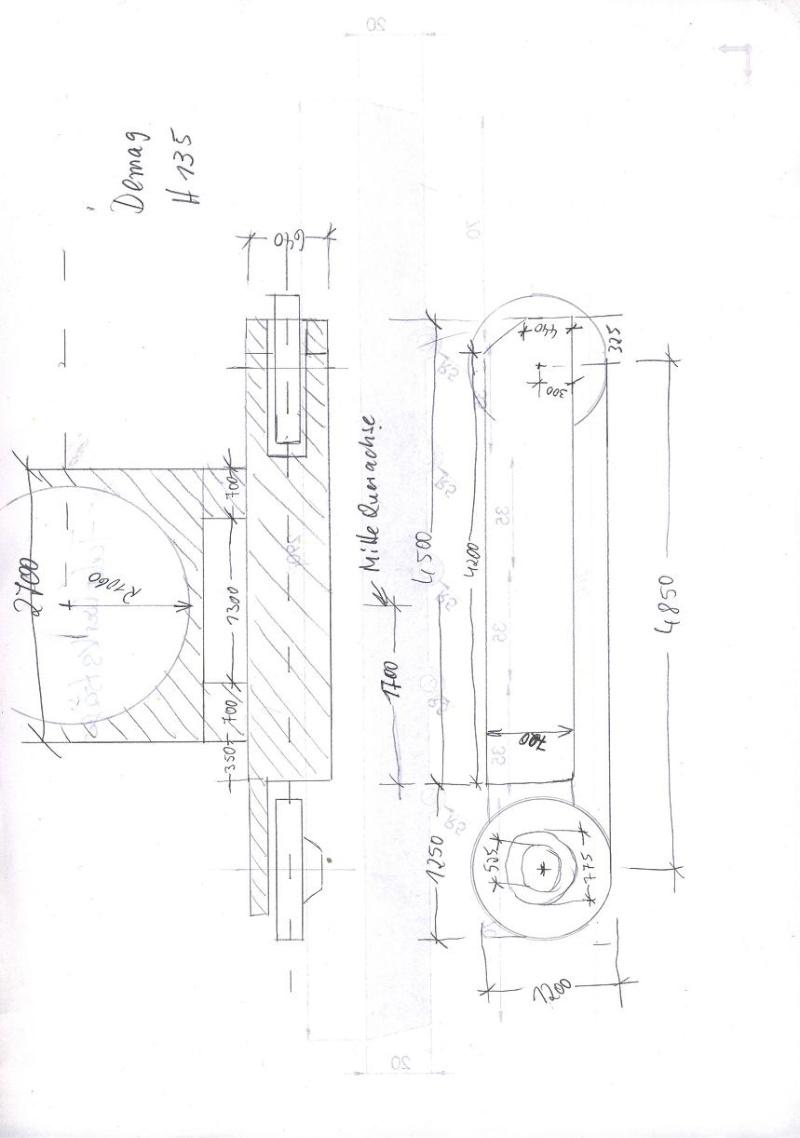 Raupenbagger DEMAG H95 M1:20 - Fertig Save0011