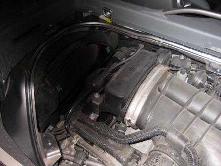 Remplacement du filtre a air,bmc sur cayman 2.9l. Img_2515