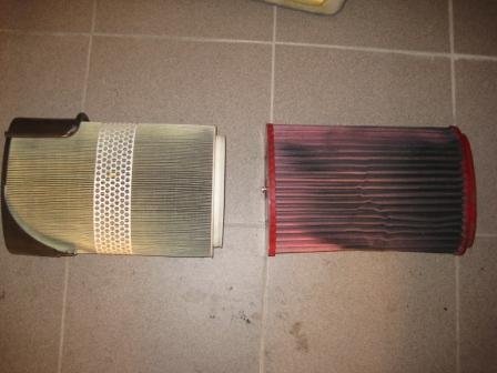 Remplacement du filtre a air,bmc sur cayman 2.9l. Img_2517