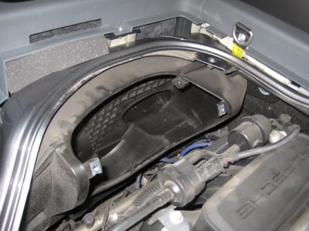 Remplacement du filtre a air,bmc sur cayman 2.9l. Img_2518