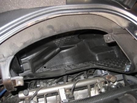 Remplacement du filtre a air,bmc sur cayman 2.9l. Img_2519
