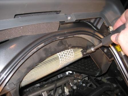 Remplacement du filtre a air,bmc sur cayman 2.9l. Img_2520
