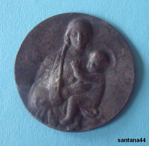 5 ans de médailles - Collection SANTANA44 60110