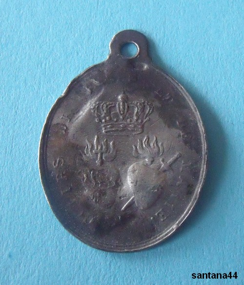 5 ans de médailles - Collection SANTANA44 60410