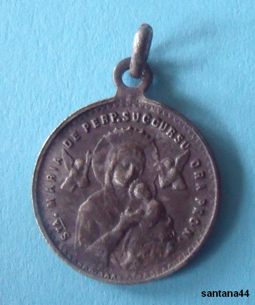 5 ans de médailles - Collection SANTANA44 60810