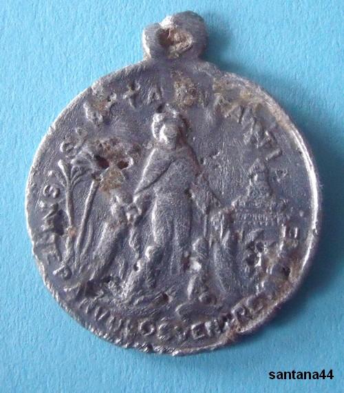 5 ans de médailles - Collection SANTANA44 60910