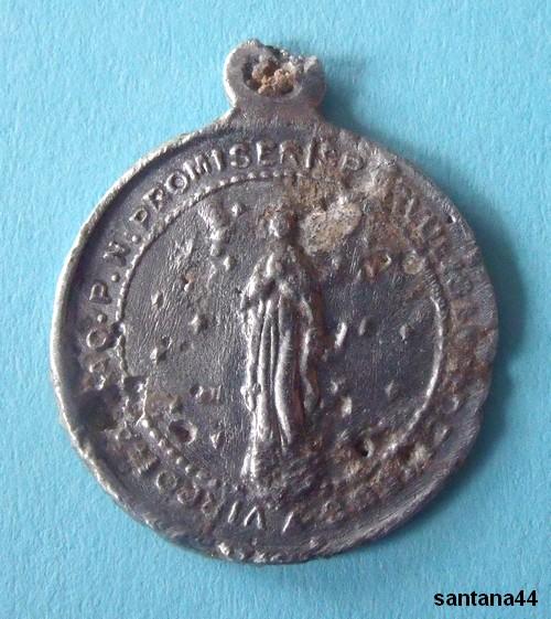 5 ans de médailles - Collection SANTANA44 61010
