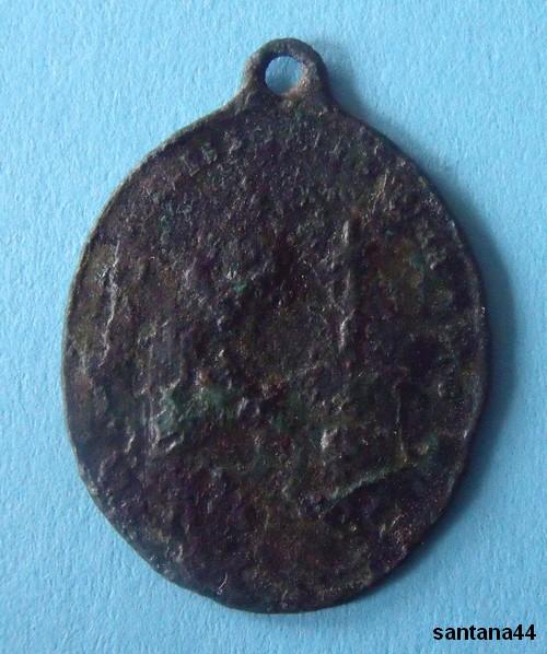 5 ans de médailles - Collection SANTANA44 61110