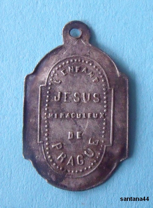 5 ans de médailles - Collection SANTANA44 61810