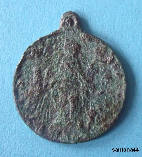 5 ans de médailles - Collection SANTANA44 62710