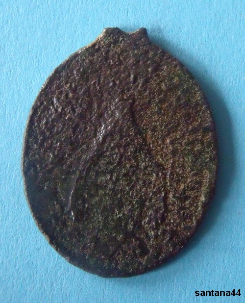 5 ans de médailles - Collection SANTANA44 63110