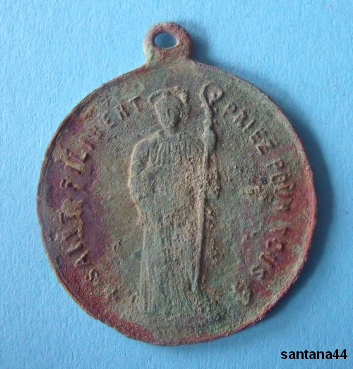 5 ans de médailles - Collection SANTANA44 63510