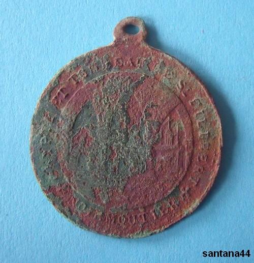 5 ans de médailles - Collection SANTANA44 63610