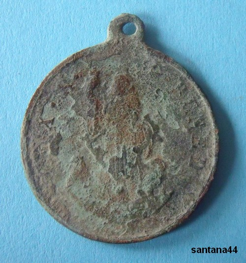 5 ans de médailles - Collection SANTANA44 64110