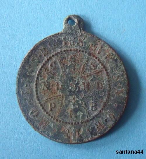 5 ans de médailles - Collection SANTANA44 64210