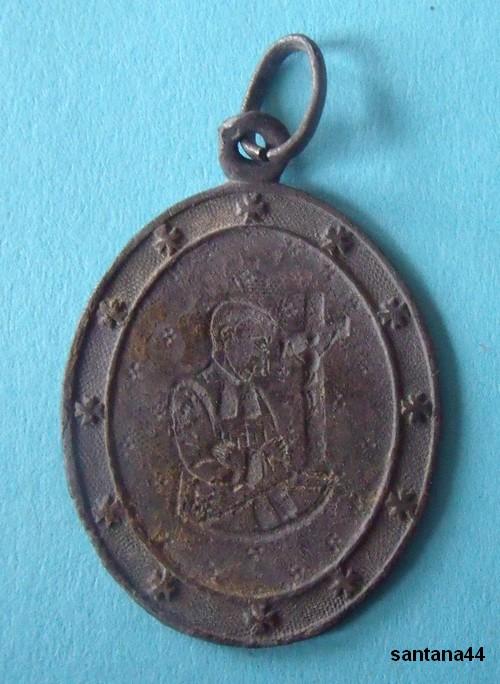 5 ans de médailles - Collection SANTANA44 64510