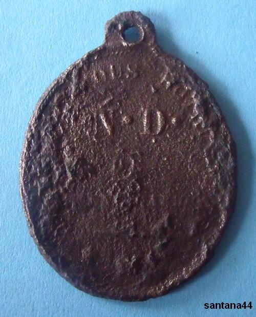 5 ans de médailles - Collection SANTANA44 65010