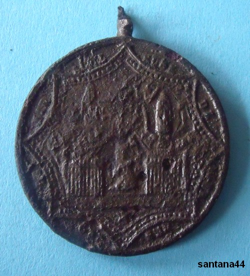 5 ans de médailles - Collection SANTANA44 65310